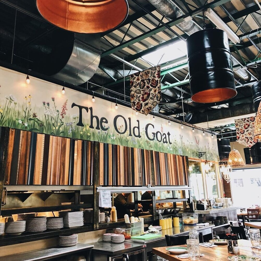 the old goat alger heights grand rapids, mi