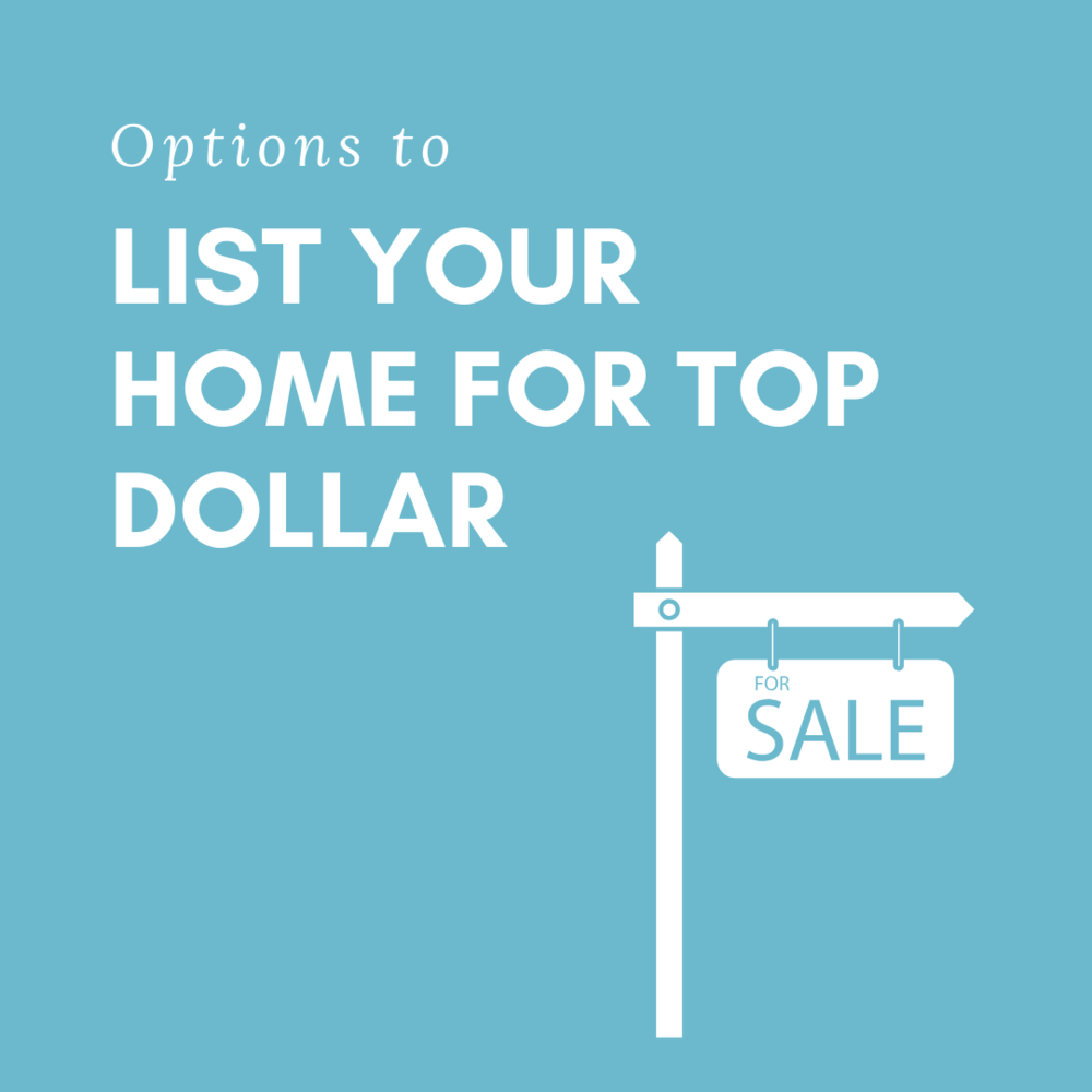 Want to sell your home for top dollar? - Click below to learn more about selling your home on the market, even during foreclosure.