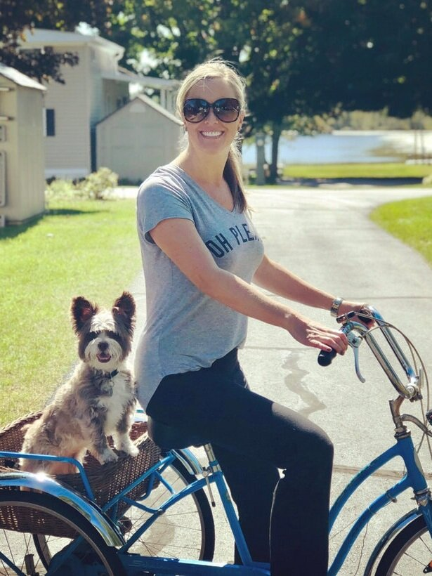 grand+rapids+real+estate+agent+puppy+dog+bike
