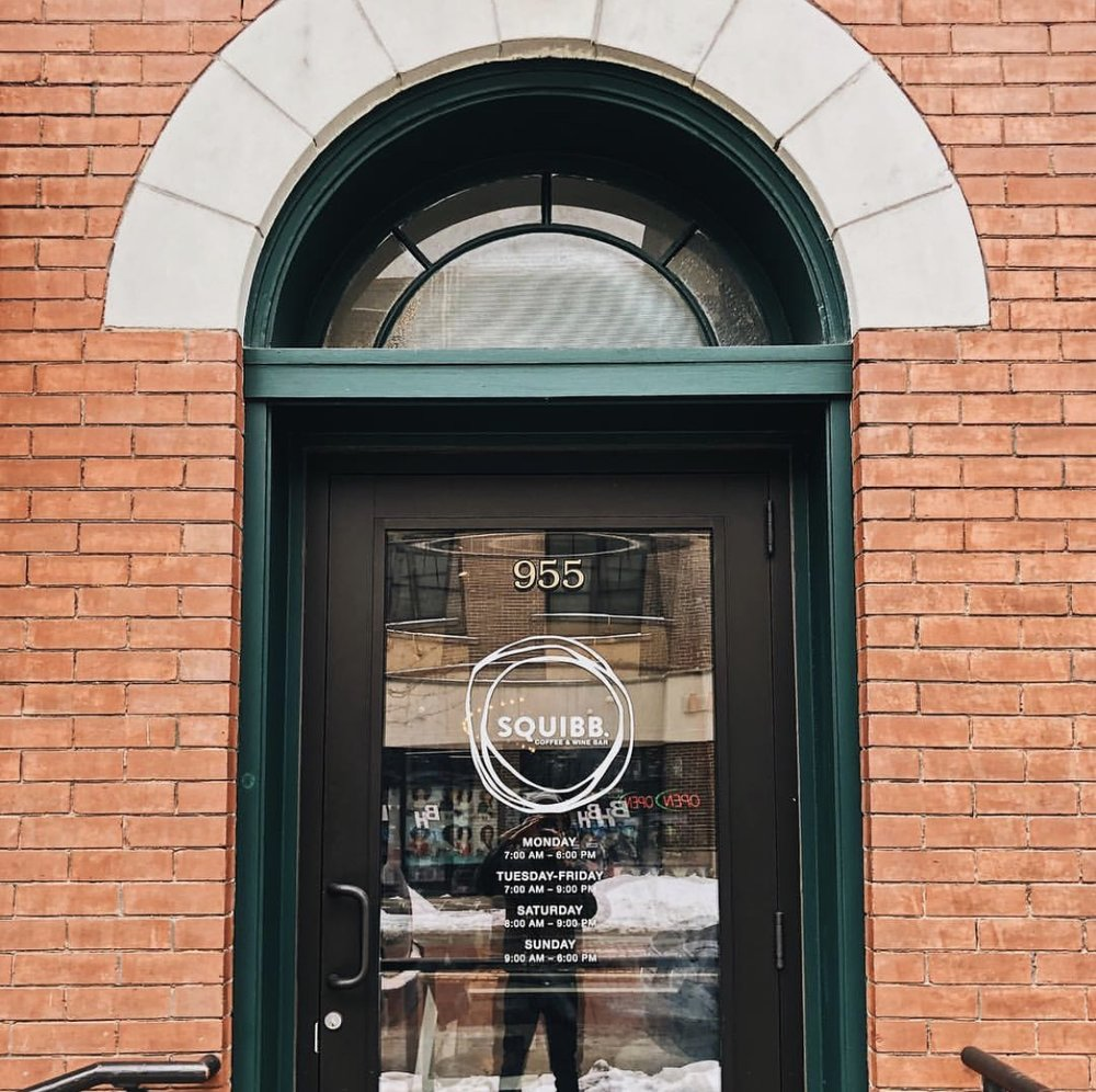 Squibb Coffee and Wine Bar