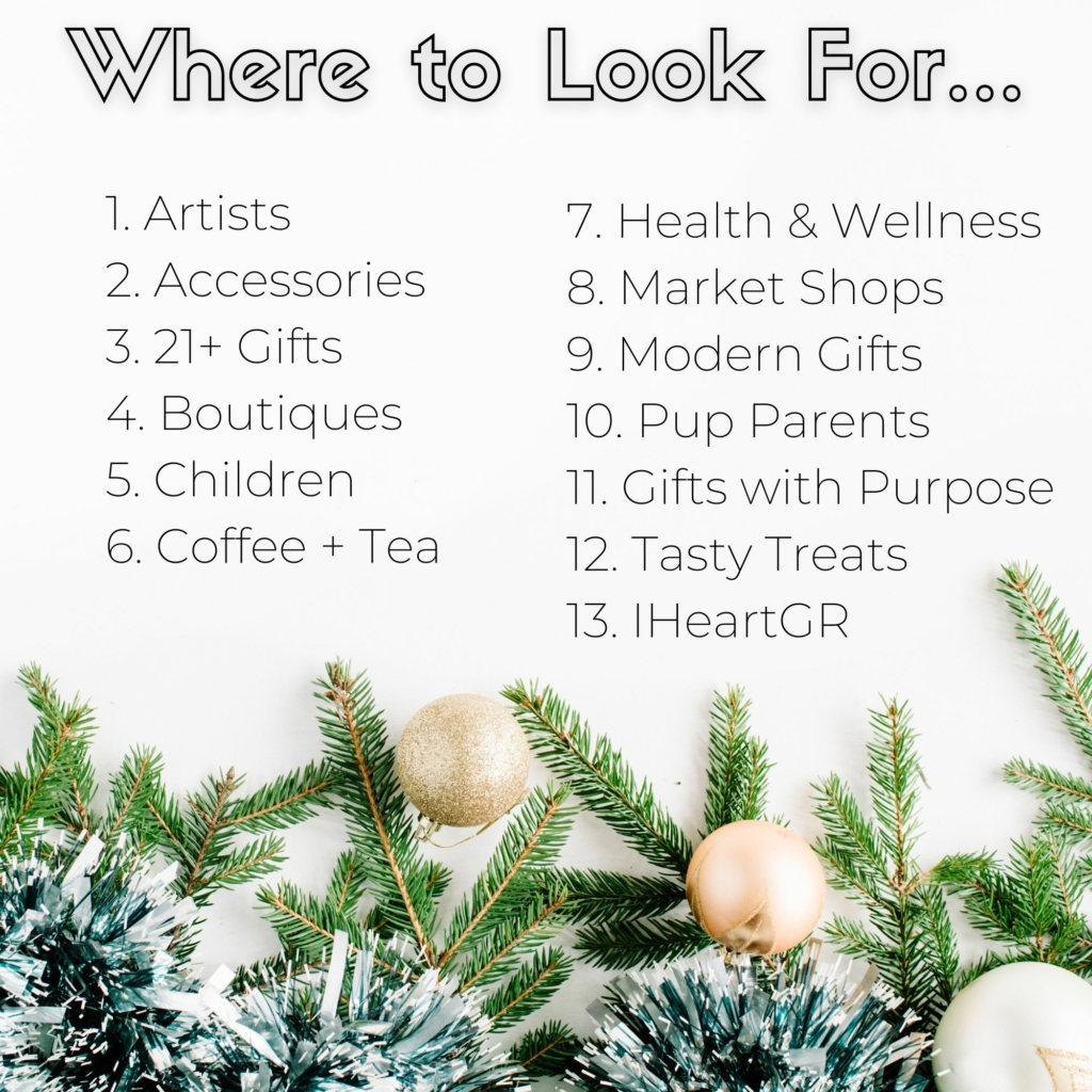 list of holiday guide businesses