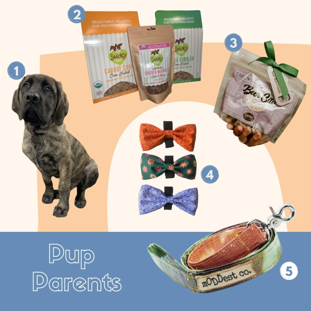 Holiday Shopping Guide: Pup Parents